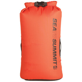 Sea to Summit Big River Sac de compression étanche 13L, orange